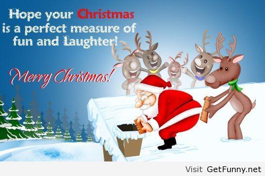 Christmas saying wallpaper witn santa Christmas Cards! Pinterest