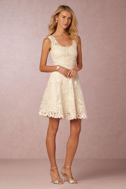 BHLDN Anouska Dress  in  Bride Reception Dresses at BHLDN