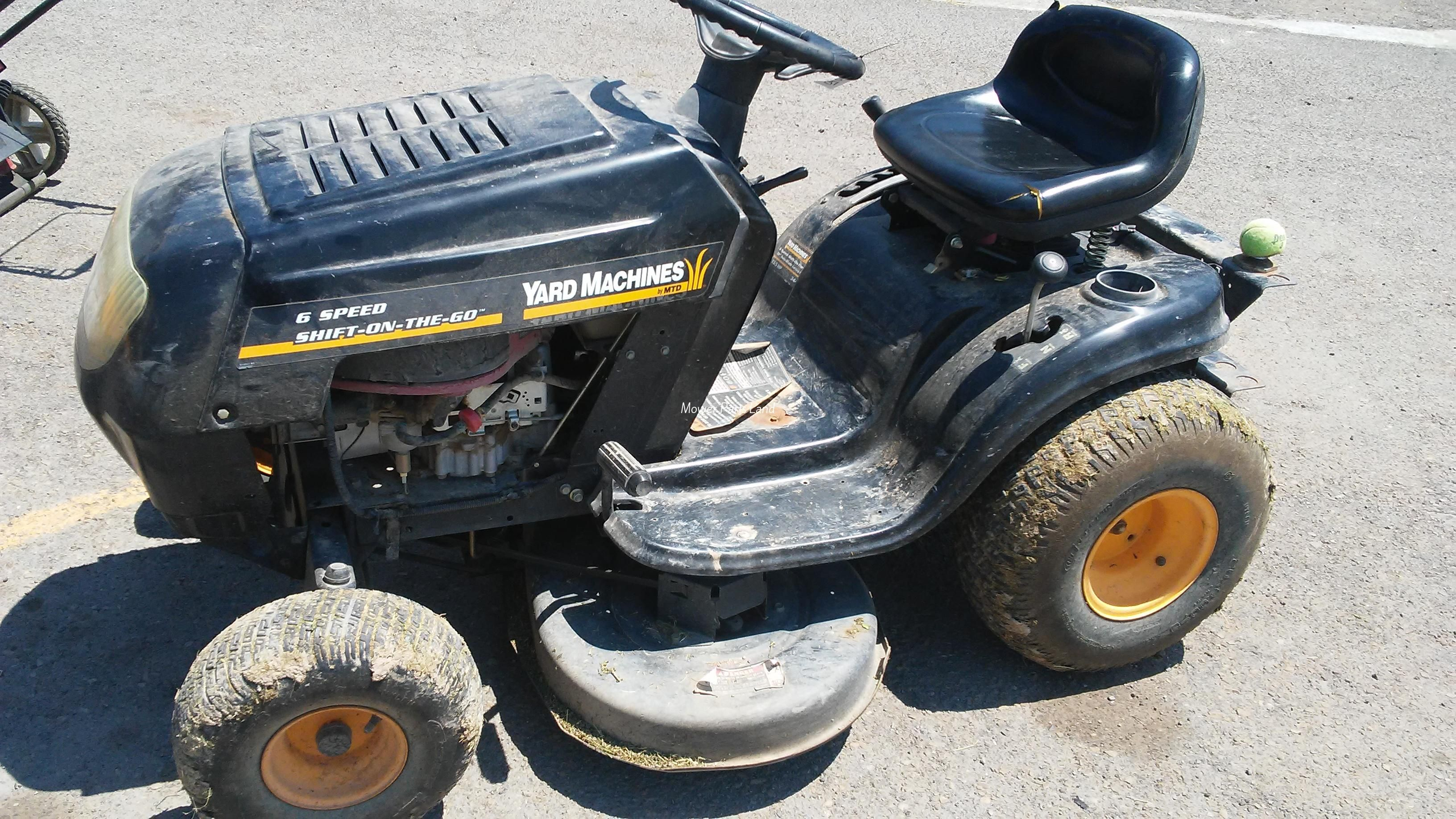 Yard Machine Parts >> Replaces Yard Machines Lawn Mower Model 13ac762f729 Carburetor