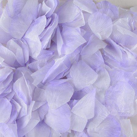 Lavender Silk Flower Petal 400 Petals Walmart Com In 2020 Lavender Aesthetic Silk Flower Petals Purple Aesthetic