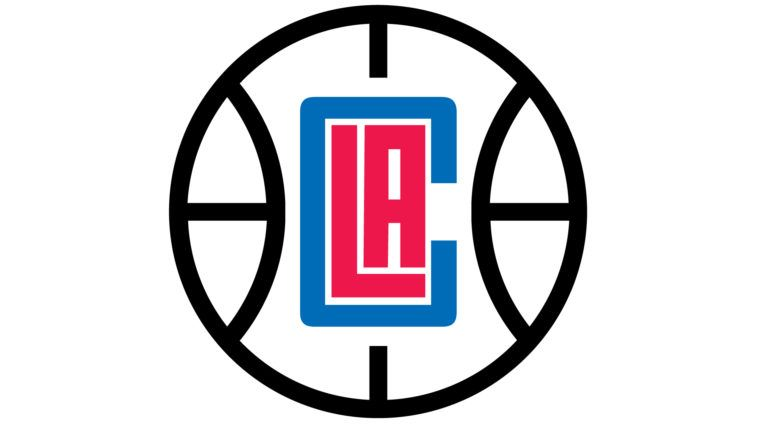 Color Los Angeles Clippers Logo Los Angeles Clippers Logos Clippers