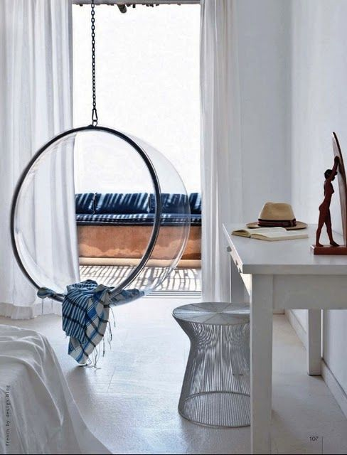 perspex hanging chair victorian rosewood chairs i want that glass daisy room ideas