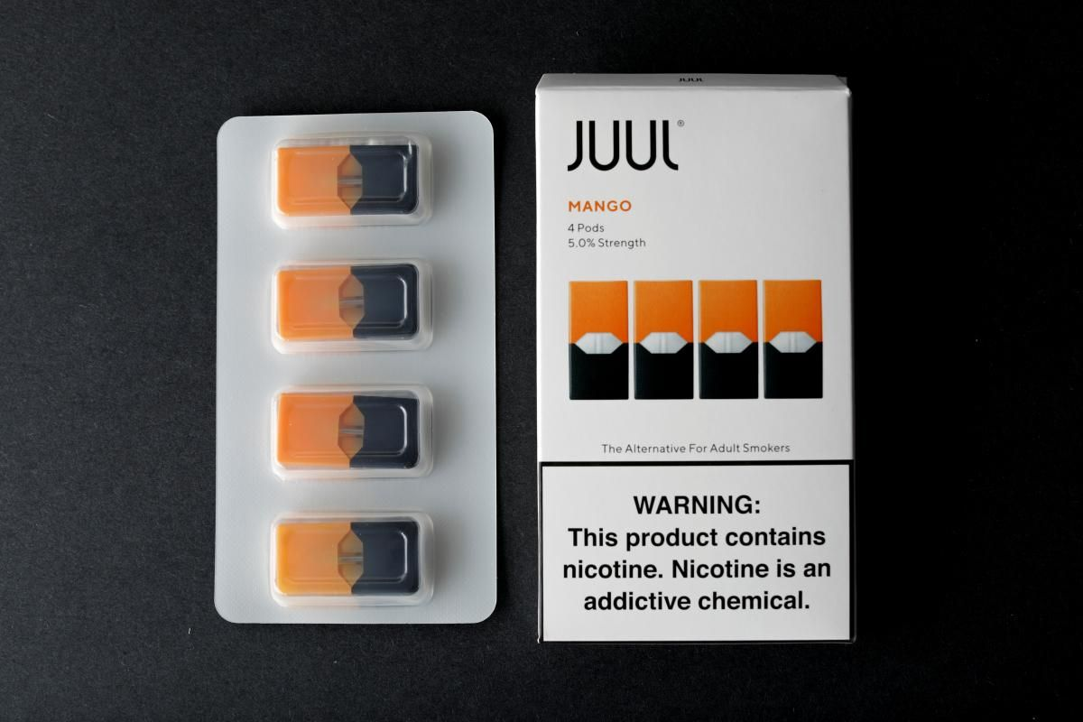 photo relating to Juul Printable Coupon identified as Juul Labs toward pull lovable e-cig flavors towards control youth retain the services of