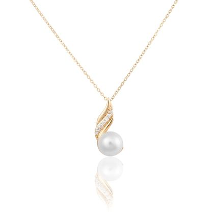 collier perle histoire d'or