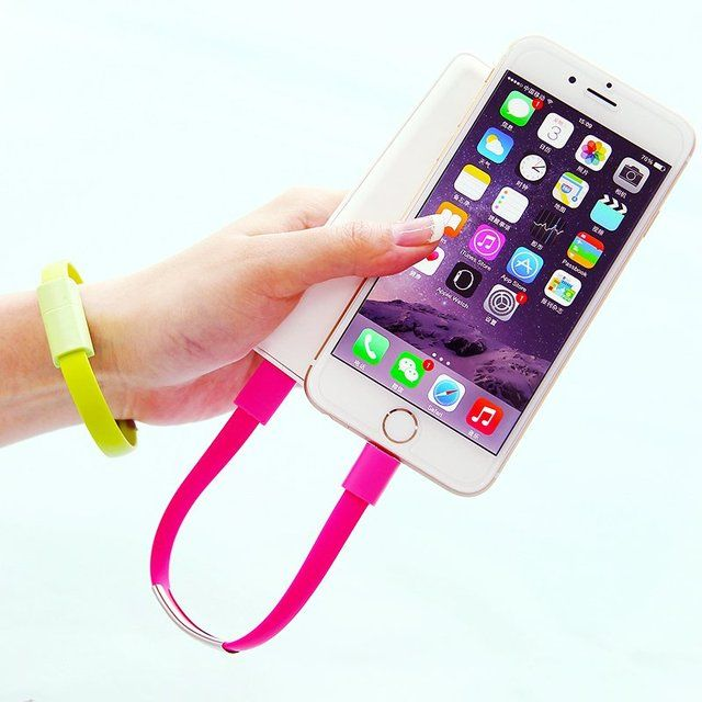 Bracelet Charging Cable for iPhone