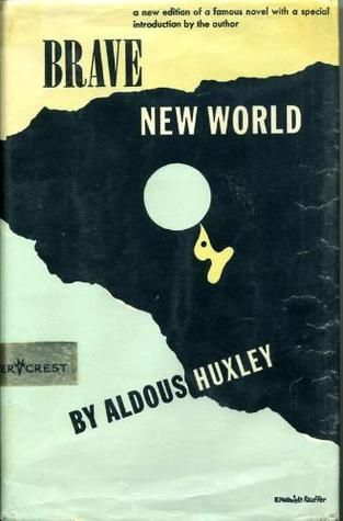 Us Edition Of Brave New World Published By Harper Row In 1946 Brave New World Book Brave New World News