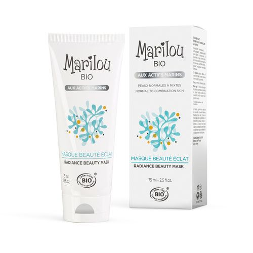 Radiance Beauty Mask with Marine extracts