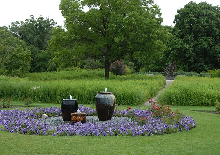 Cantigny Park, located at 1S151 Winfield Road in Wheaton, Ill ...