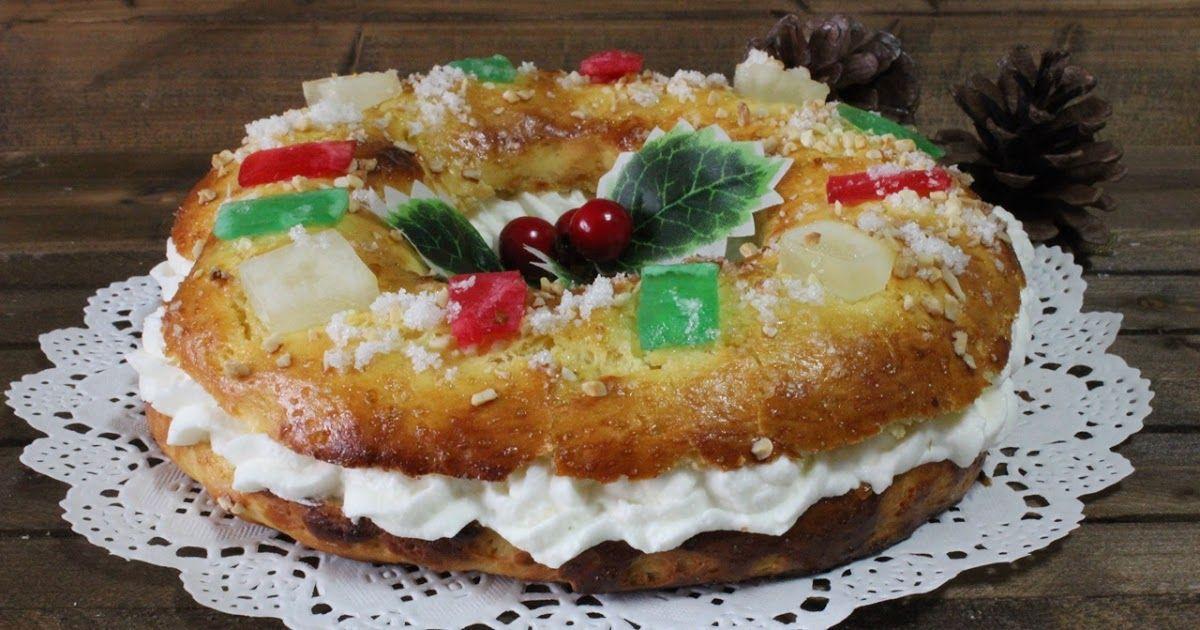 roscon de reyes, sin gluten roscon para celiacos, receta de roscon sin gluten, Julia y sus recetas