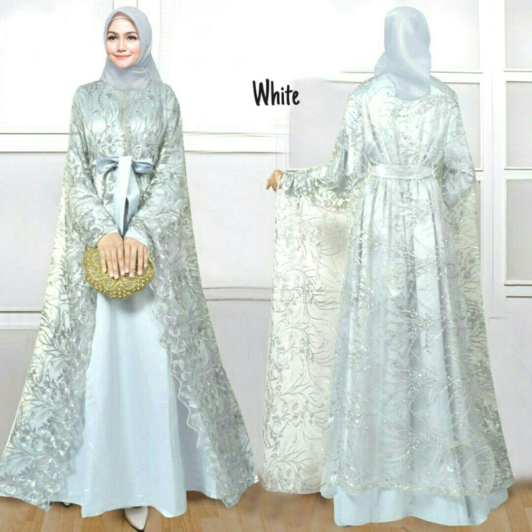 Pin oleh iulia r.u. di Baju di 9  Gaya abaya, Model pakaian