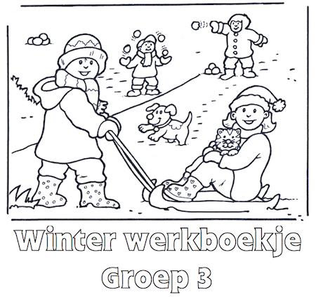 Iets Nieuws Werkboekje Groep 3 #CMD77 - AgnesWaMu #NL62