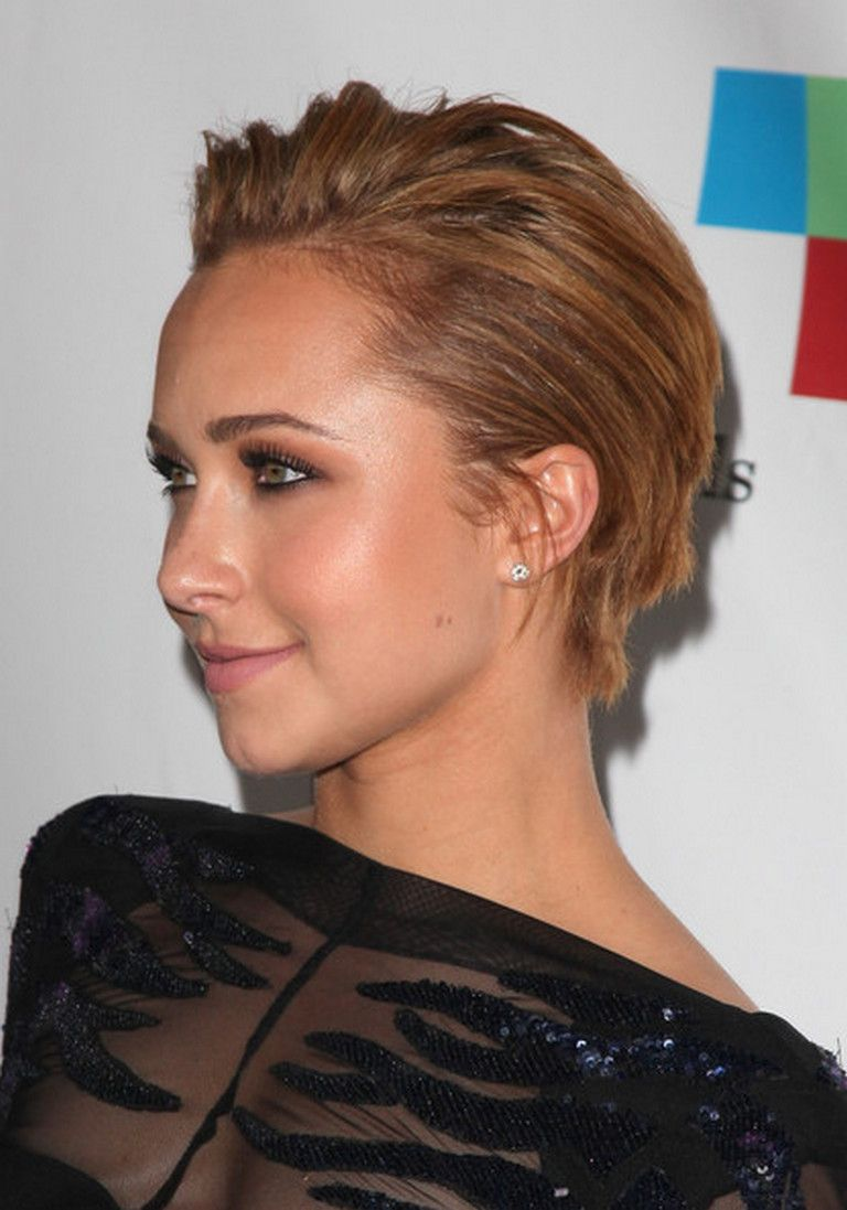 Hayden Panettiere Short Haircut Pictures Hair Color Ideas And
