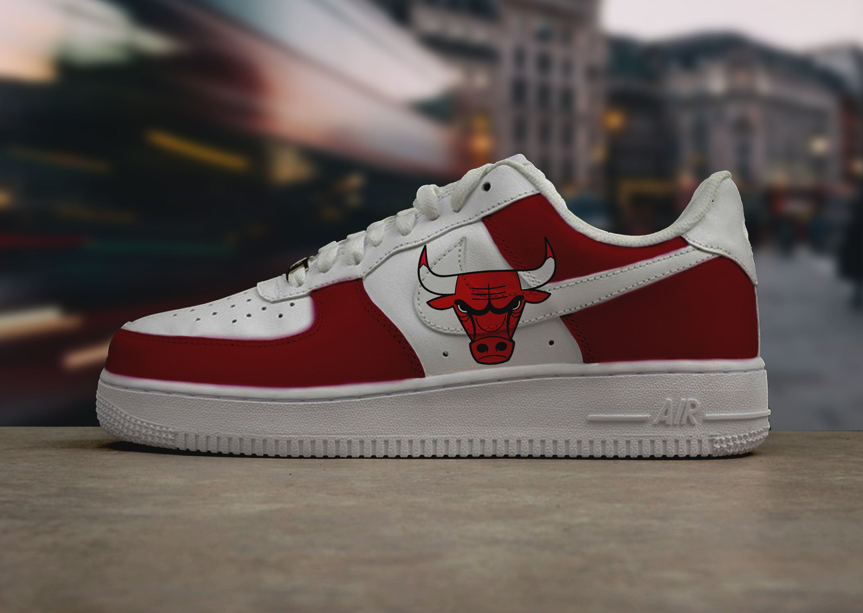 air force 1 chicago bulls