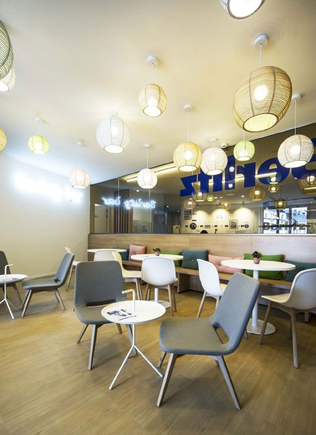Interior Design, Lamps, Chair, Chill, Space, Cosy, Bar KIXX | Strategy & Communication