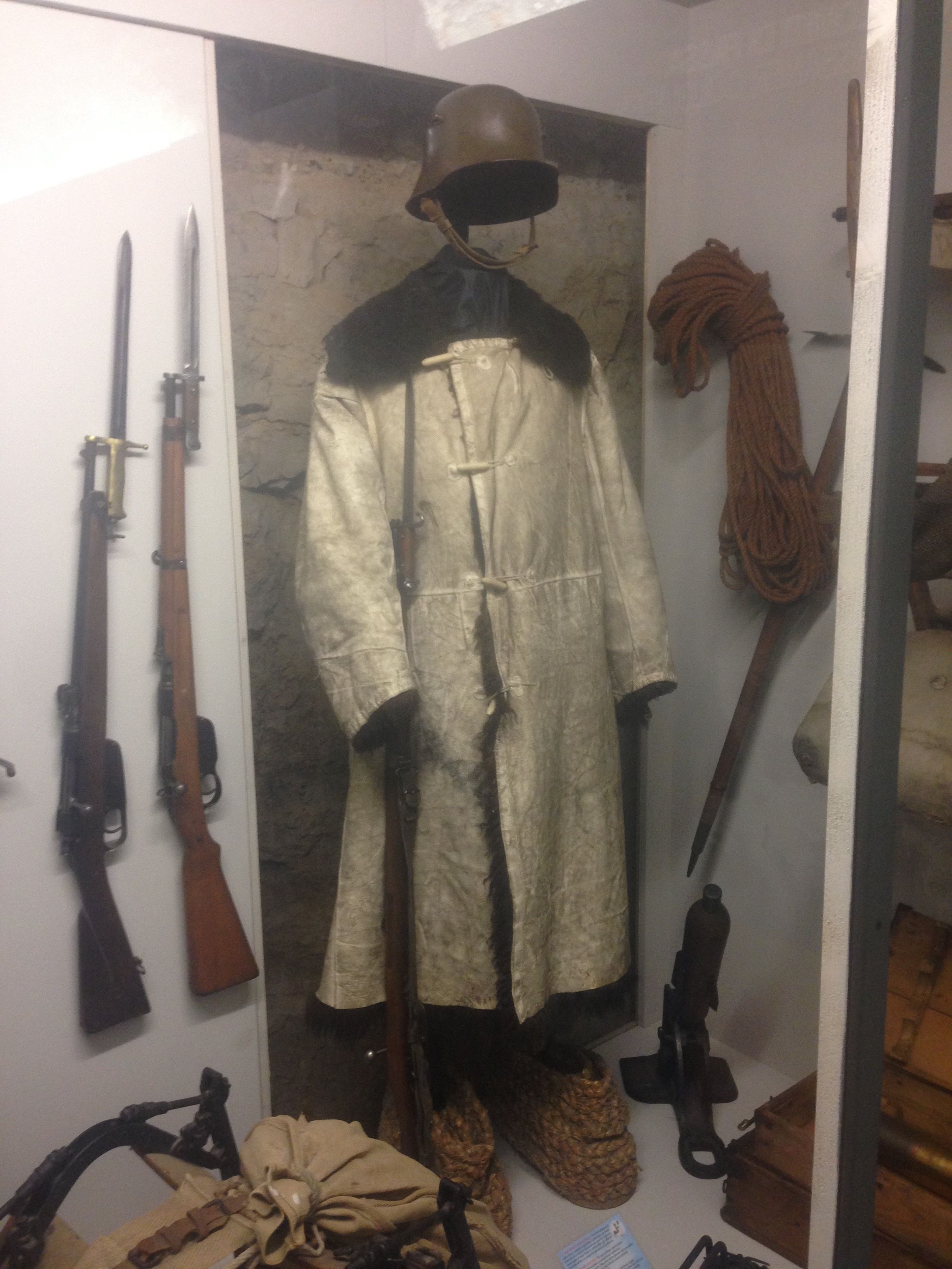 Austro-Hungarian Winter Uniform Southern Front
