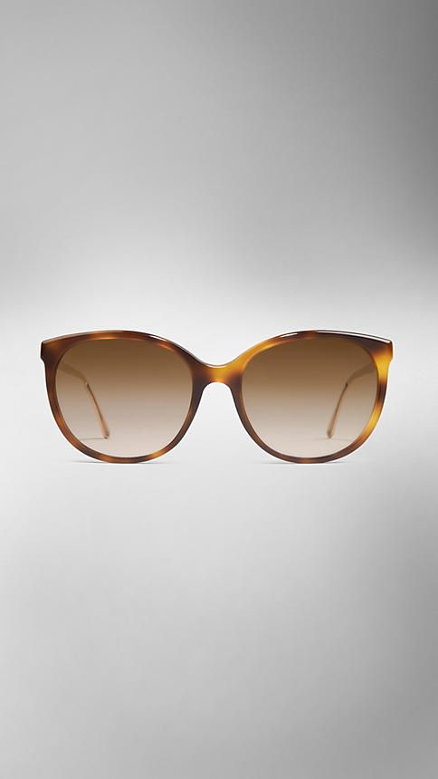 1080650a3b4 Spark Tortoiseshell Cat-Eye Sunglasses