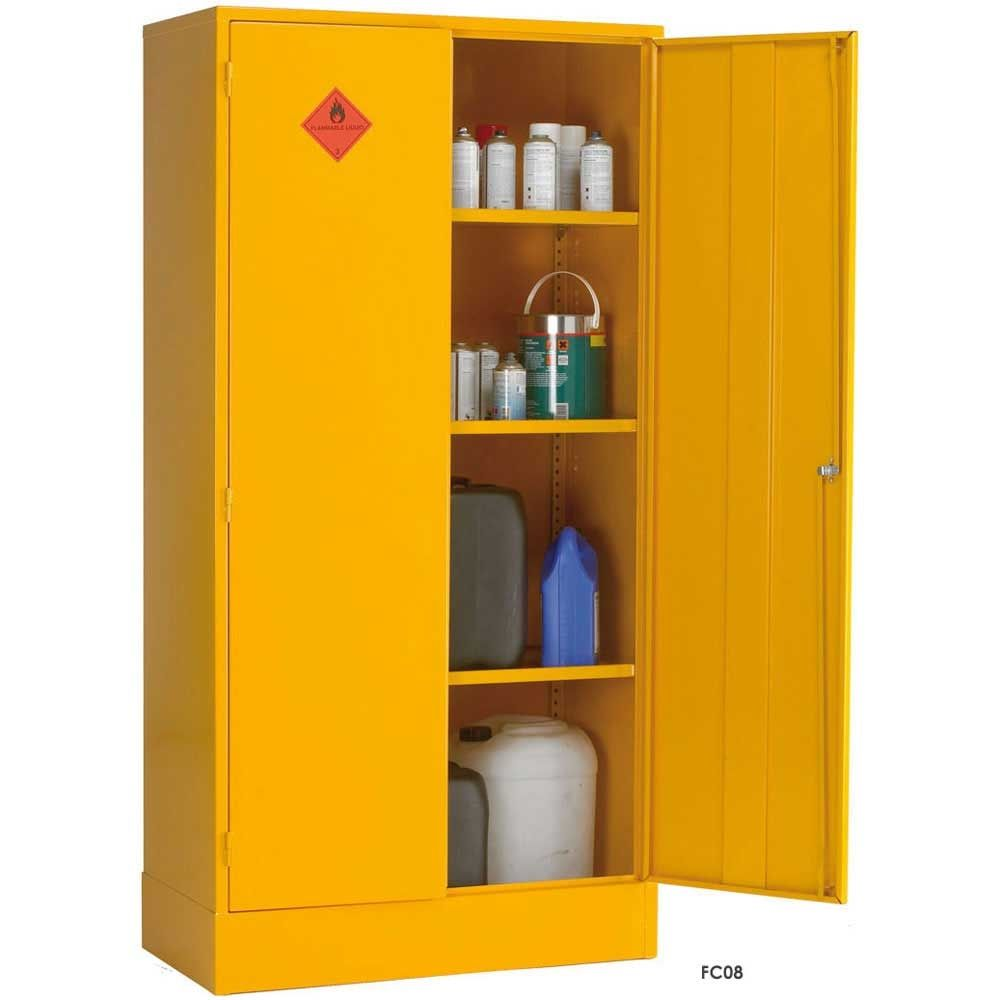 Fireproof Storage Cabinet For Chemicals