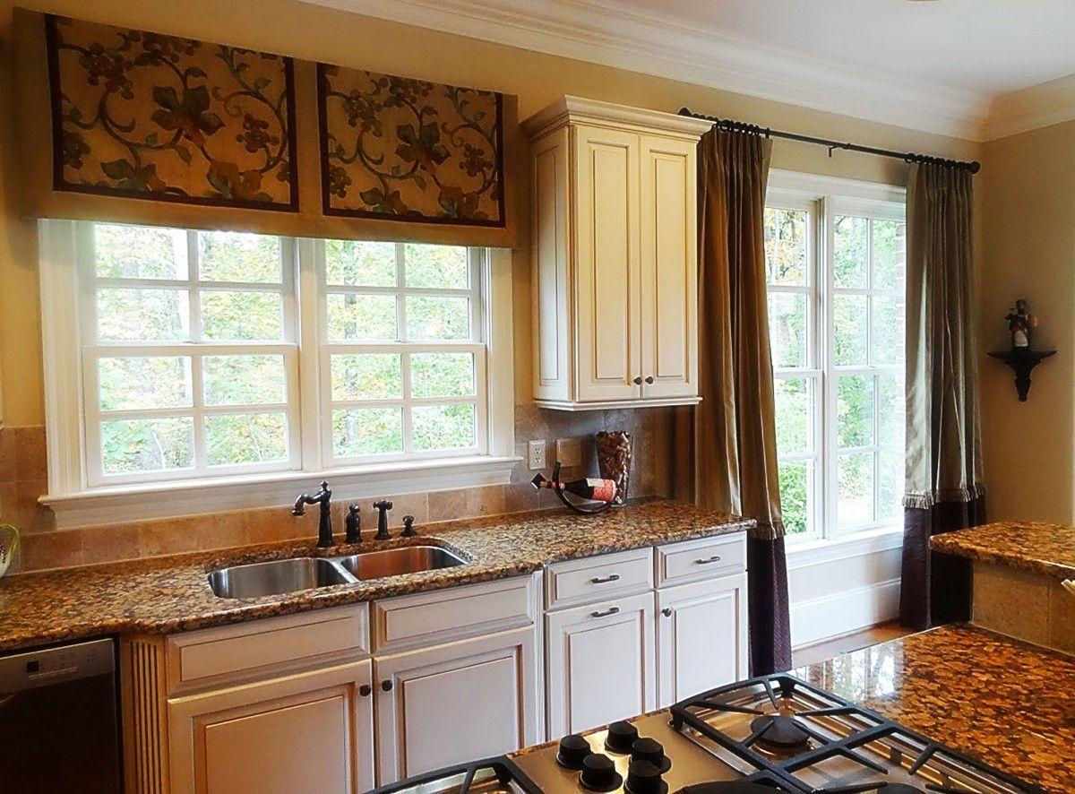 Vorhänge für Küchenfenster - Sobald Sie bereit zu malen beginnen ...