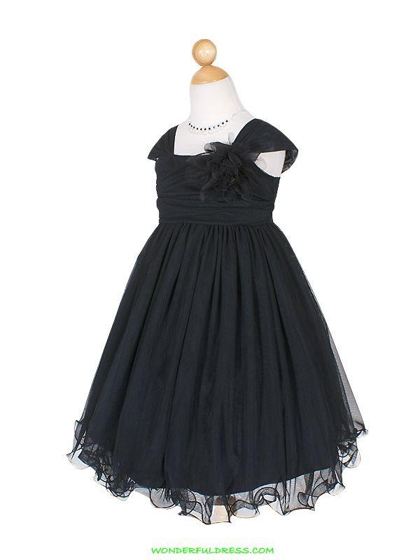 1000  images about Flower Girl Dresses on Pinterest  Black ...