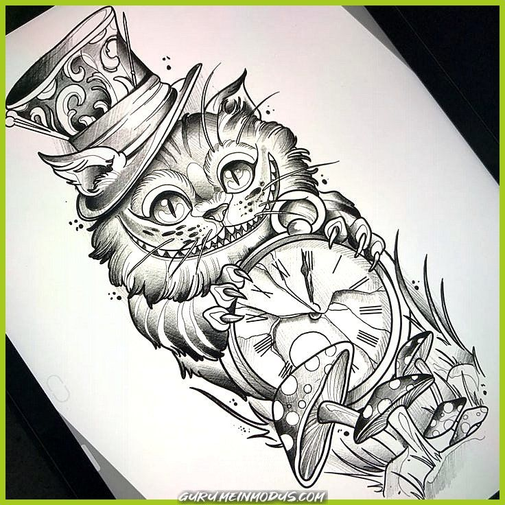 Photo of Impresionante 4 Me gustan los comentarios Fede Almanzor Tattoo (@fedealmanzor) en Instagram: Wolfra …