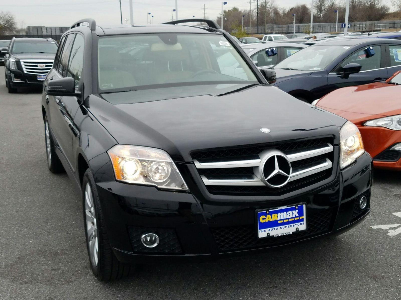 Used 2011 Mercedes Benz Glk350 In Frederick Maryland Carmax