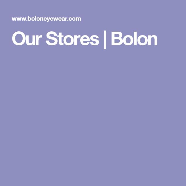 Our Stores | Bolon