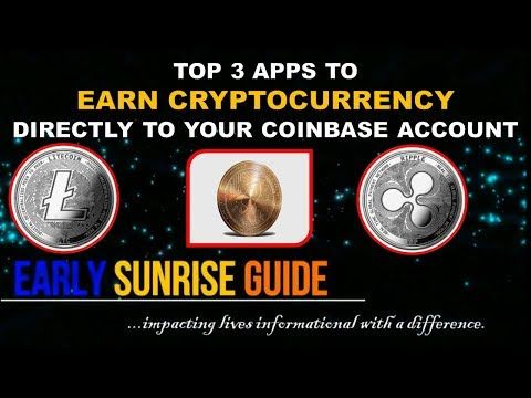 Best apps to earn cryptocurrency