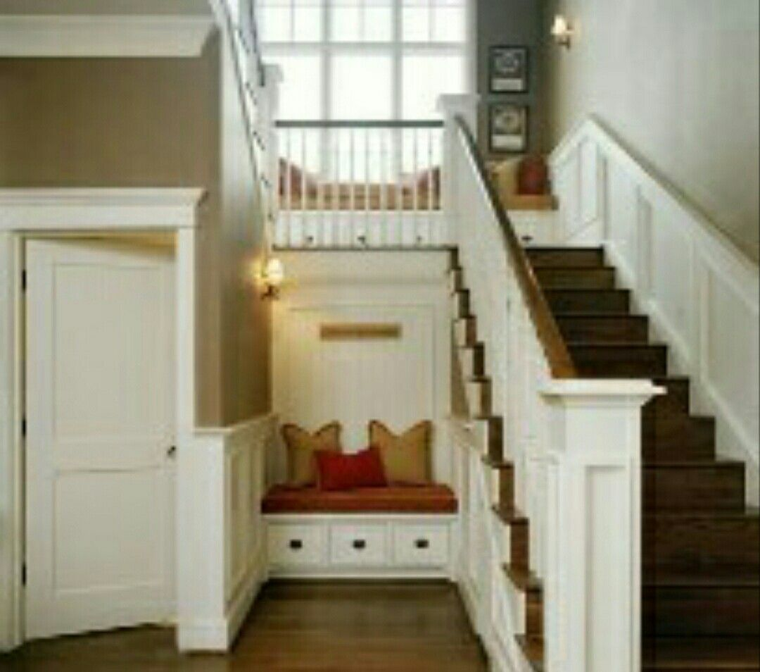 Pin by Mary Ennis on Miniatures Home, Stairs, Tiny loft