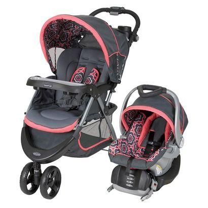 Girl Baby Trend Nexton Travel System Target 170