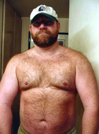 Hairy bear men pictures