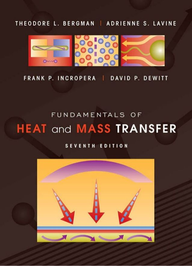 Download Of Fundamentals Of Heat And Mass Transfer 7th Edition By