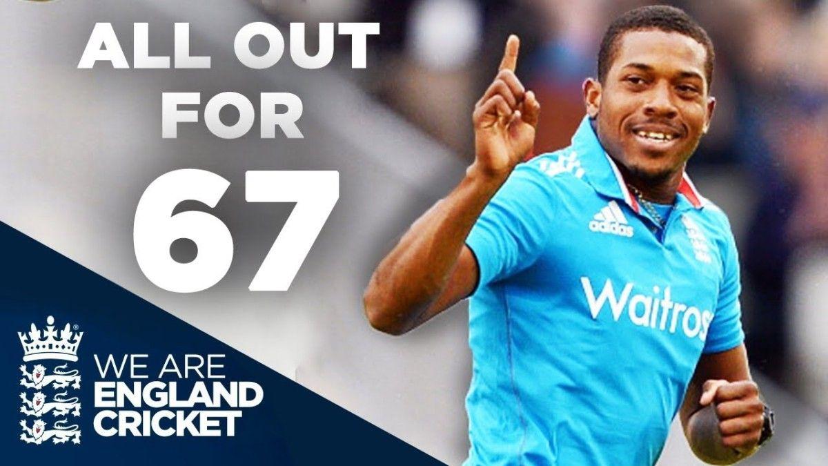 England Bowl Sri Lanka Out For 67 Cricket Videos Full Highlights