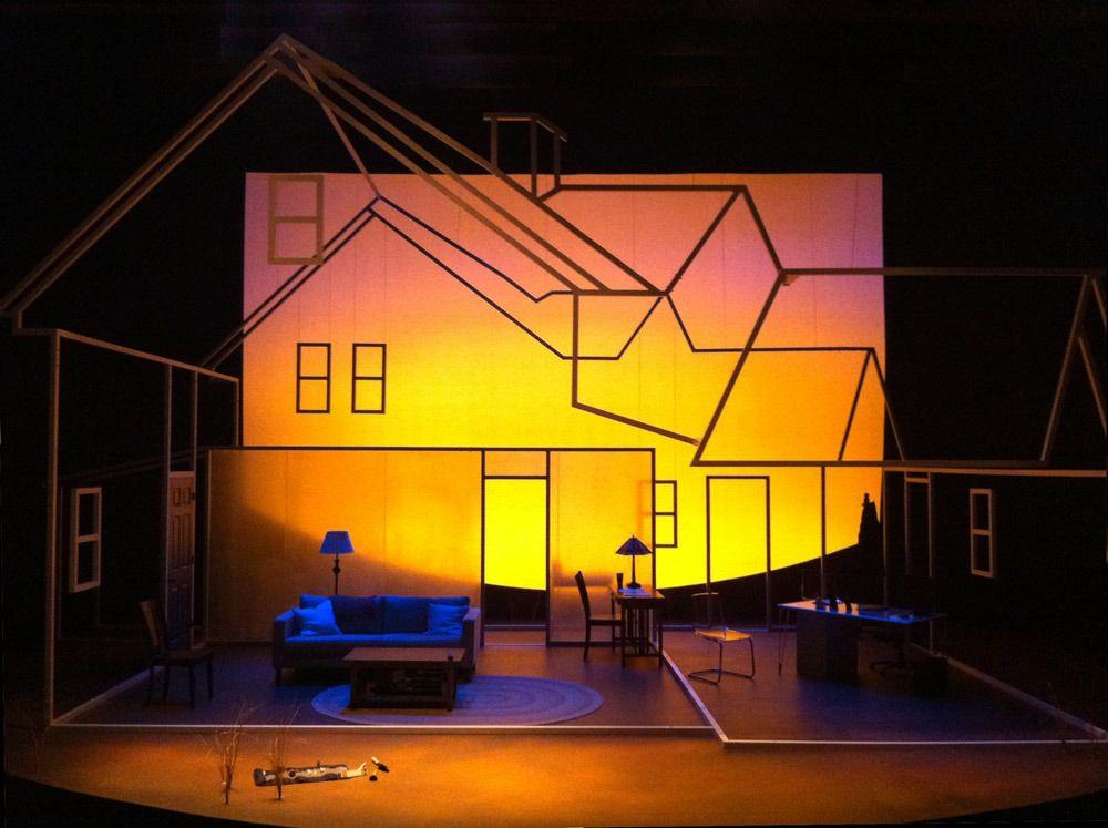 Lucy Delaware Theatre Company Scenic Design By Alexis Distler Set Design Theatre Stage Set Design Scenic Design