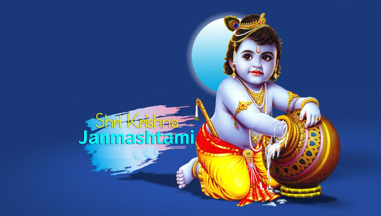 Janmashtami Ki Subhkamna Hd Wallpapers Only Hd Wallpapers Janmashtami Wallpapers Janmashtami Photos
