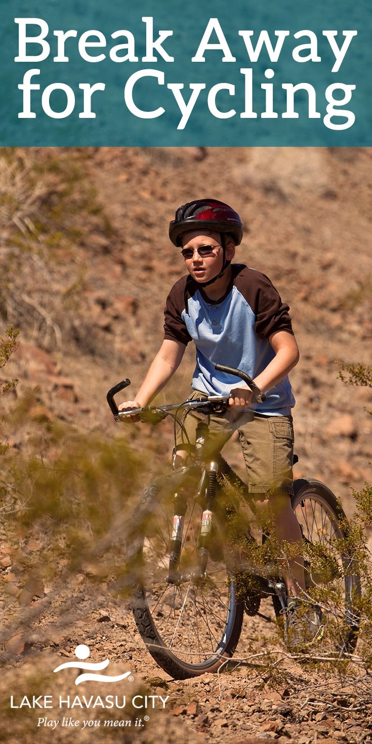 It's Goldilock's time in the sport of biking around here