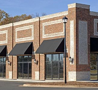 Image Result For Awning Brick Building