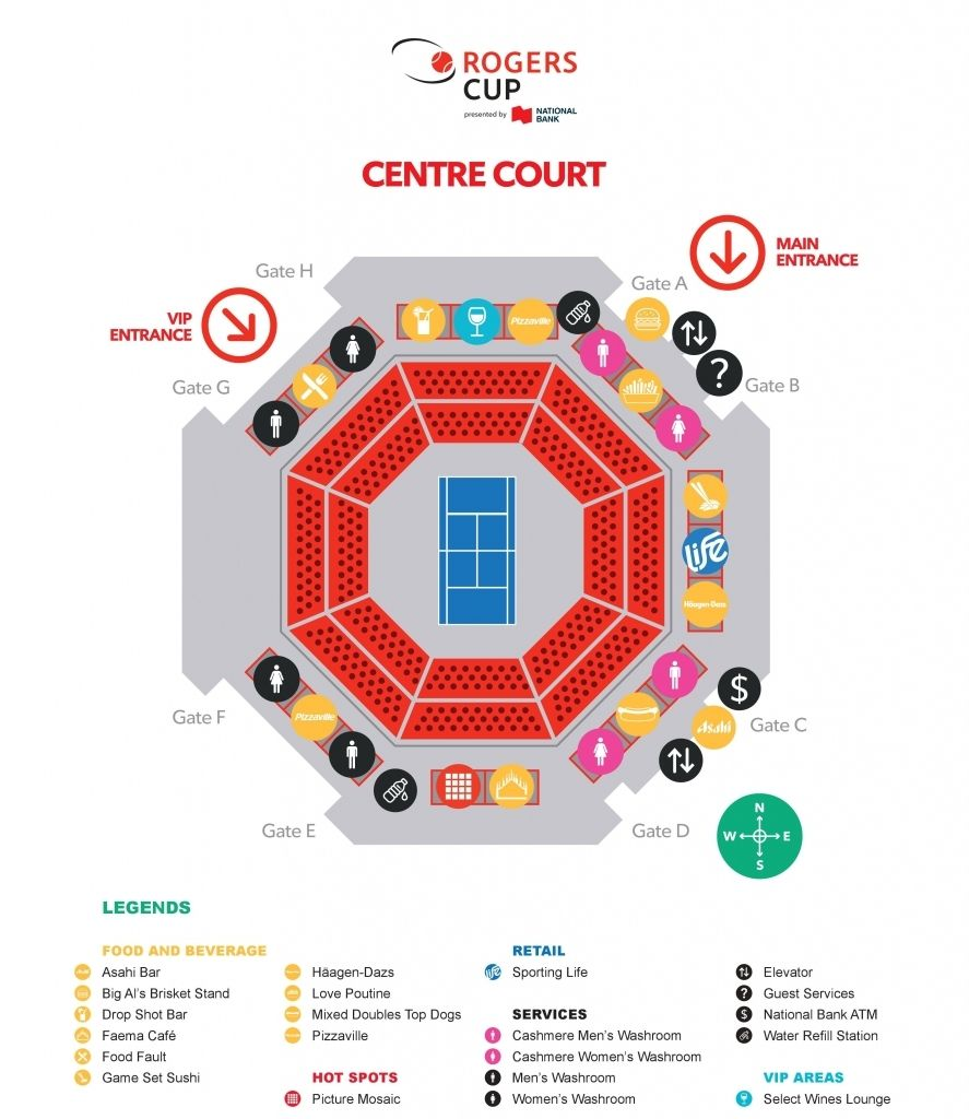 Rogers Centre Seating Chart In 2020 Seating Plan How To Plan Rogers Centre