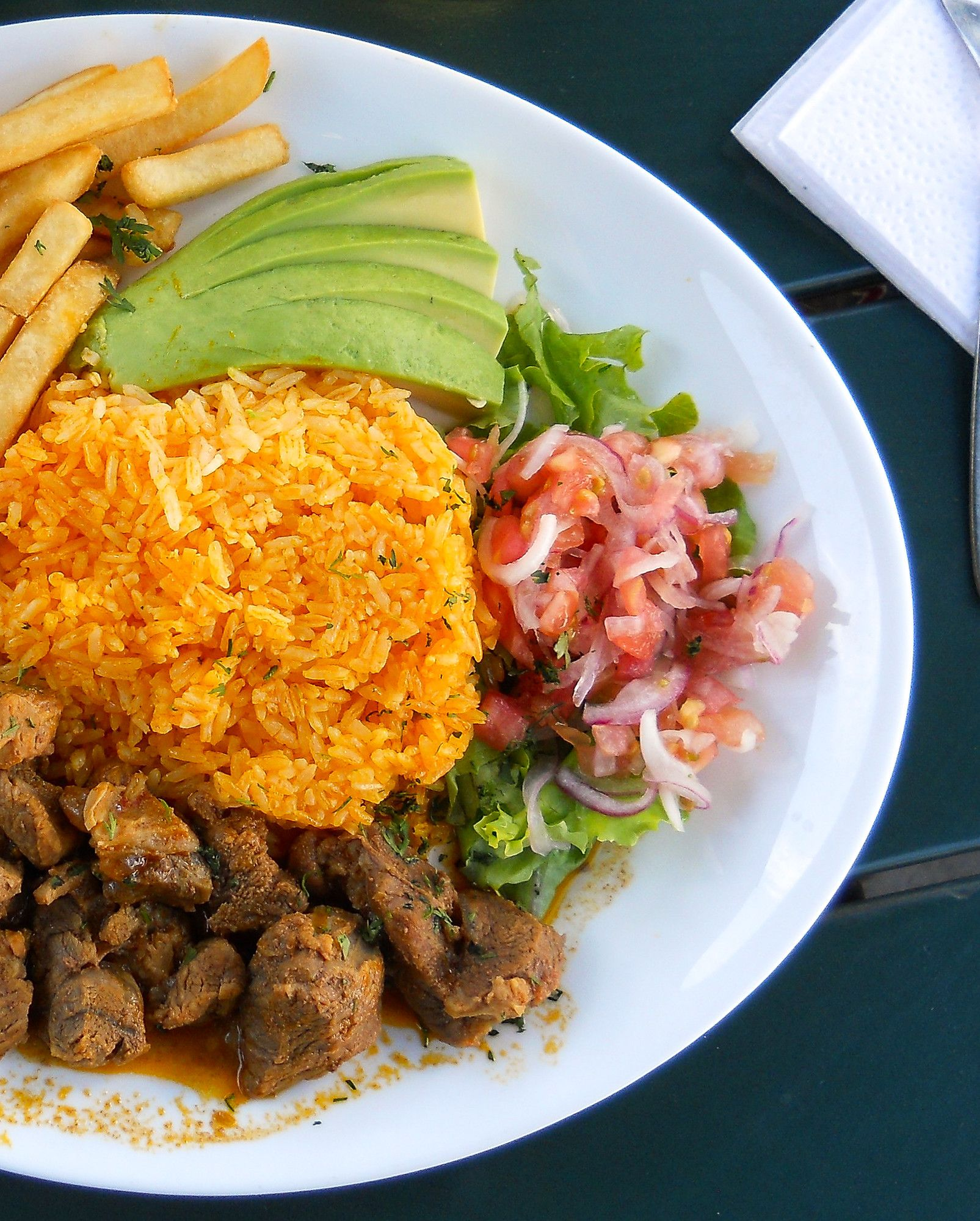 Seco de chivo is a goat stew and just one of many ecuadorian foods seco de chivo is a goat stew and just one of many ecuadorian foods to eat forumfinder Gallery