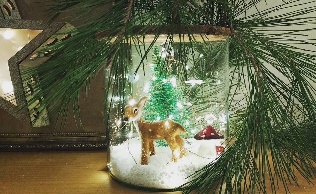 5 Ideas to decorate Christmas with glass jars - Page 14 of 23