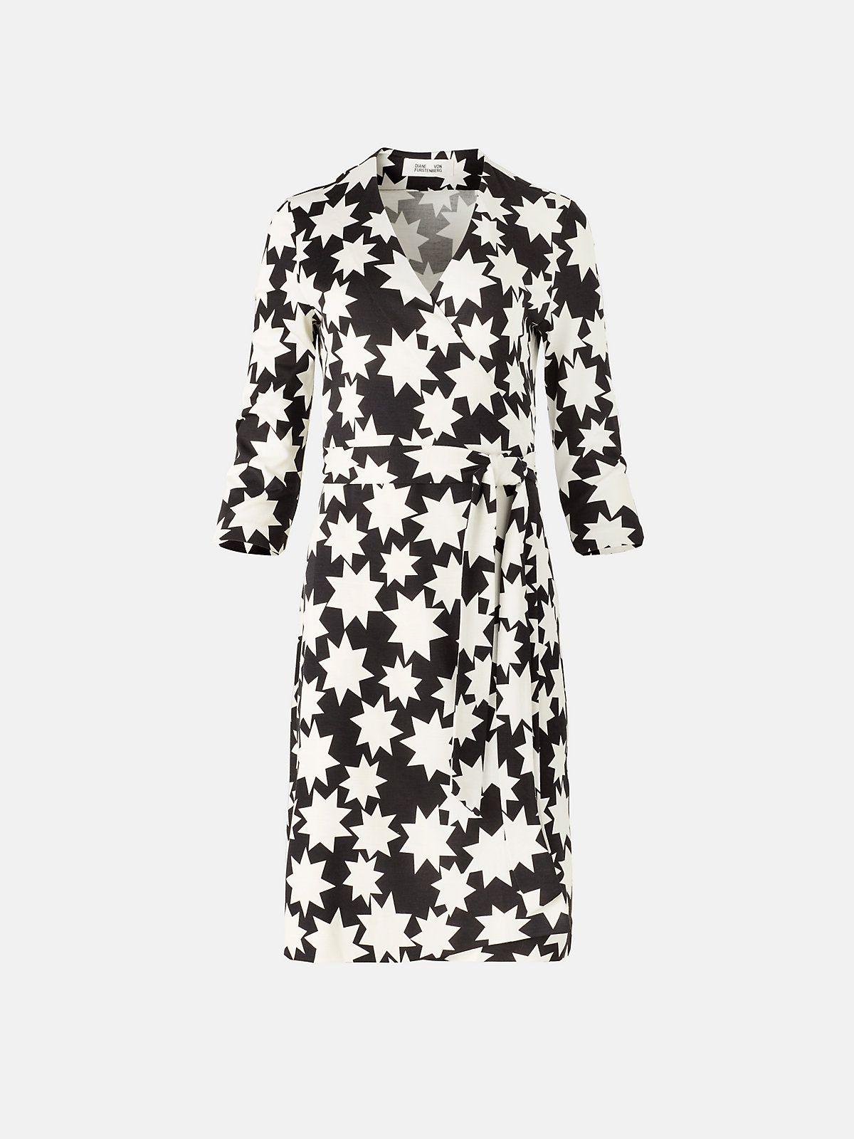 New Julian Two Silk Jersey Wrap Dress En 2020 Robe Chic Chic