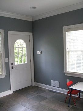 Benjamin Moore Brewster Gray Love This Color In 2019