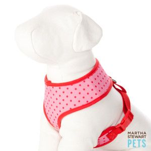 martha stewart dog harness