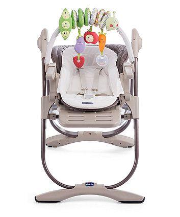 Chicco Polly Magic Highchair Truffle Chicco Baby High Chair Baby Hug