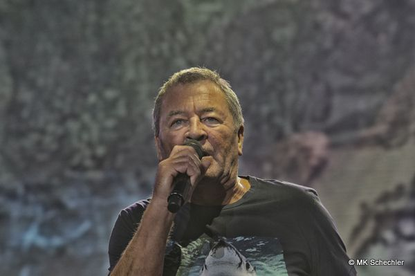 Deep Purple, Stuttgart 2017
