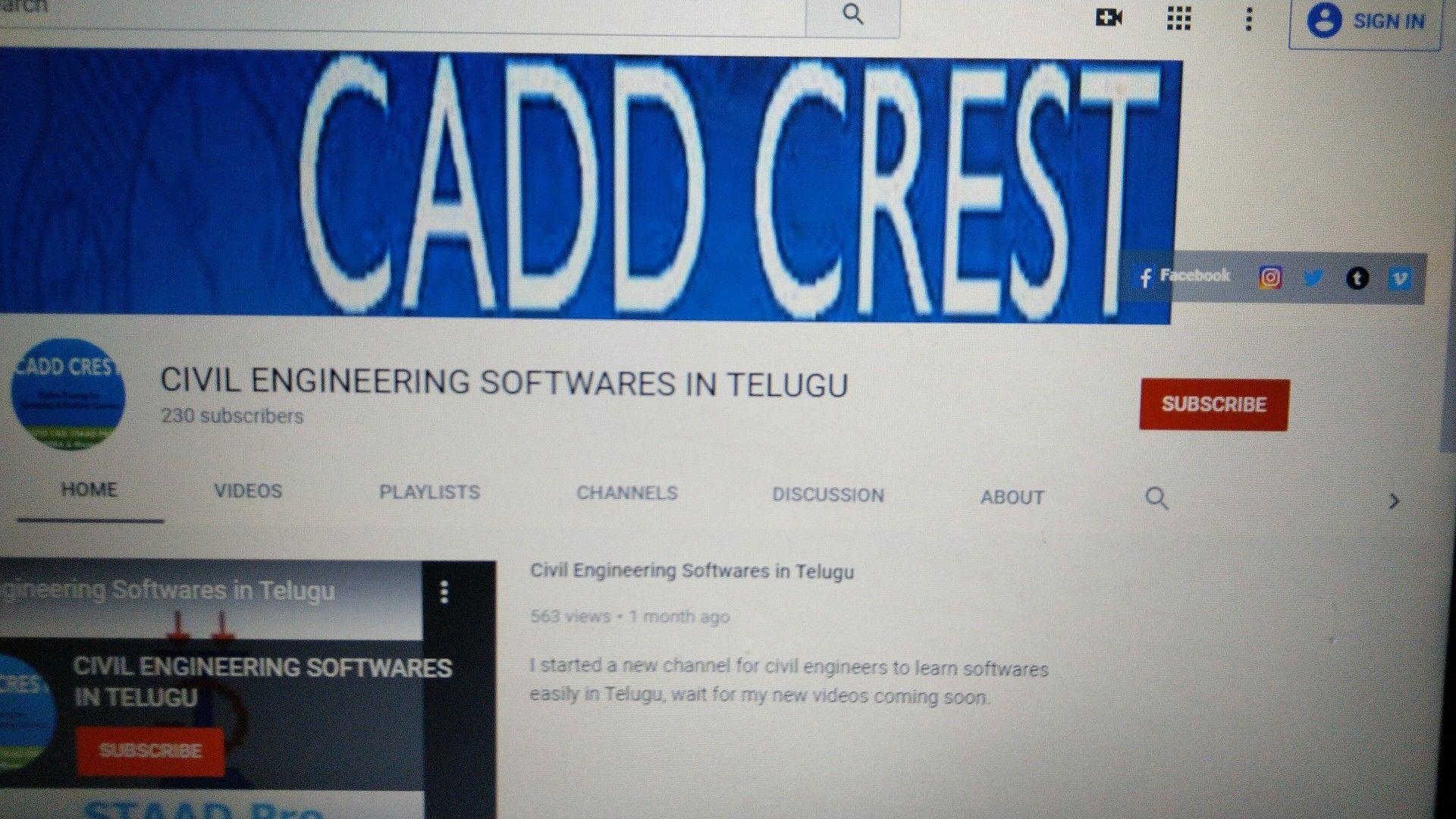 Caddcrest In 2020 Civil Engineering Software Civil Engineering Engineering