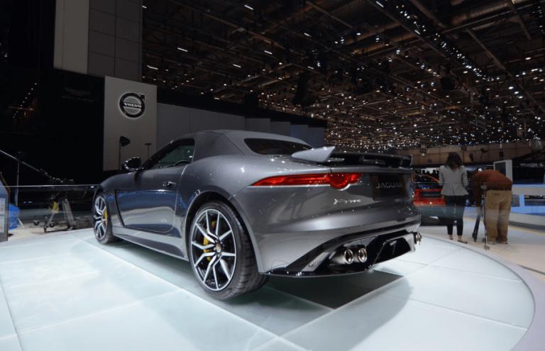 2020 Jaguar F Type Svr Exterior2020 Jaguar F Type Svr Exterior