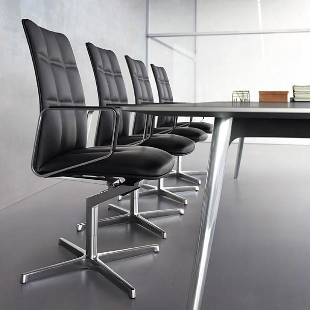 WALTER KNOLL Lead Chair These Would Be A Great Addition To Any Conference Room
