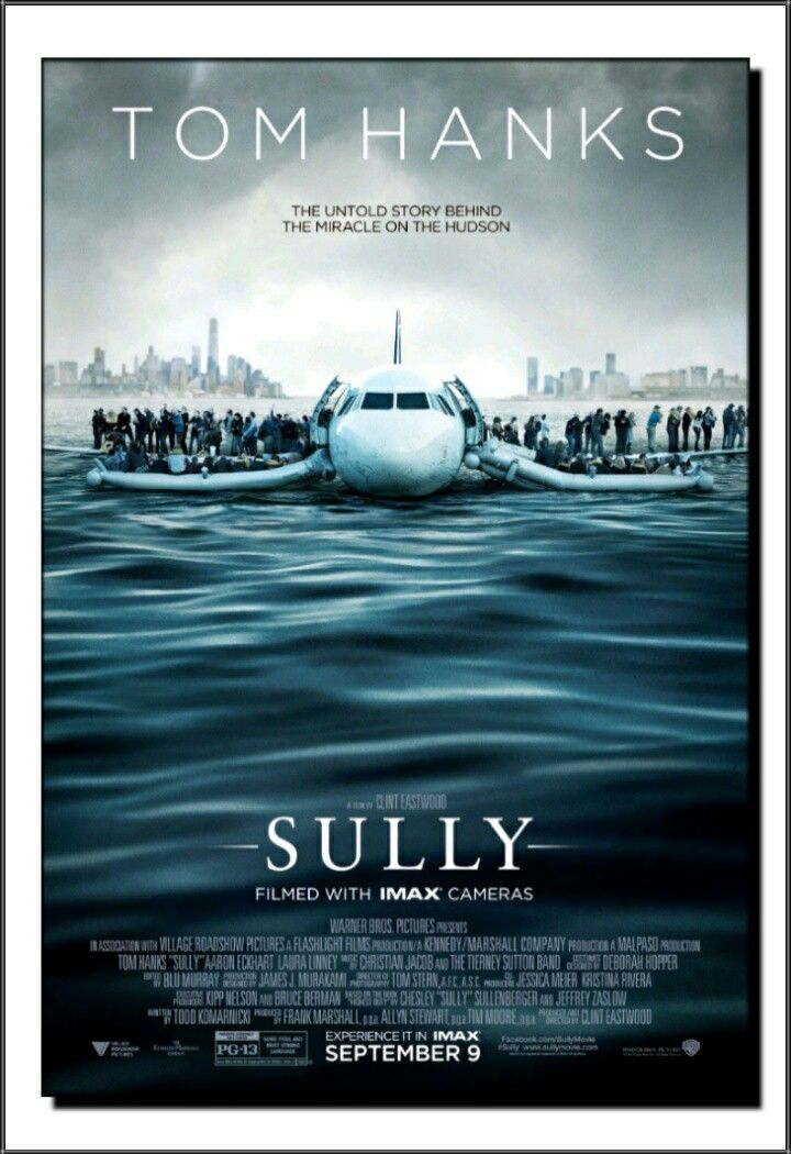 Sully (2016) Tom hanks, Streaming movies
