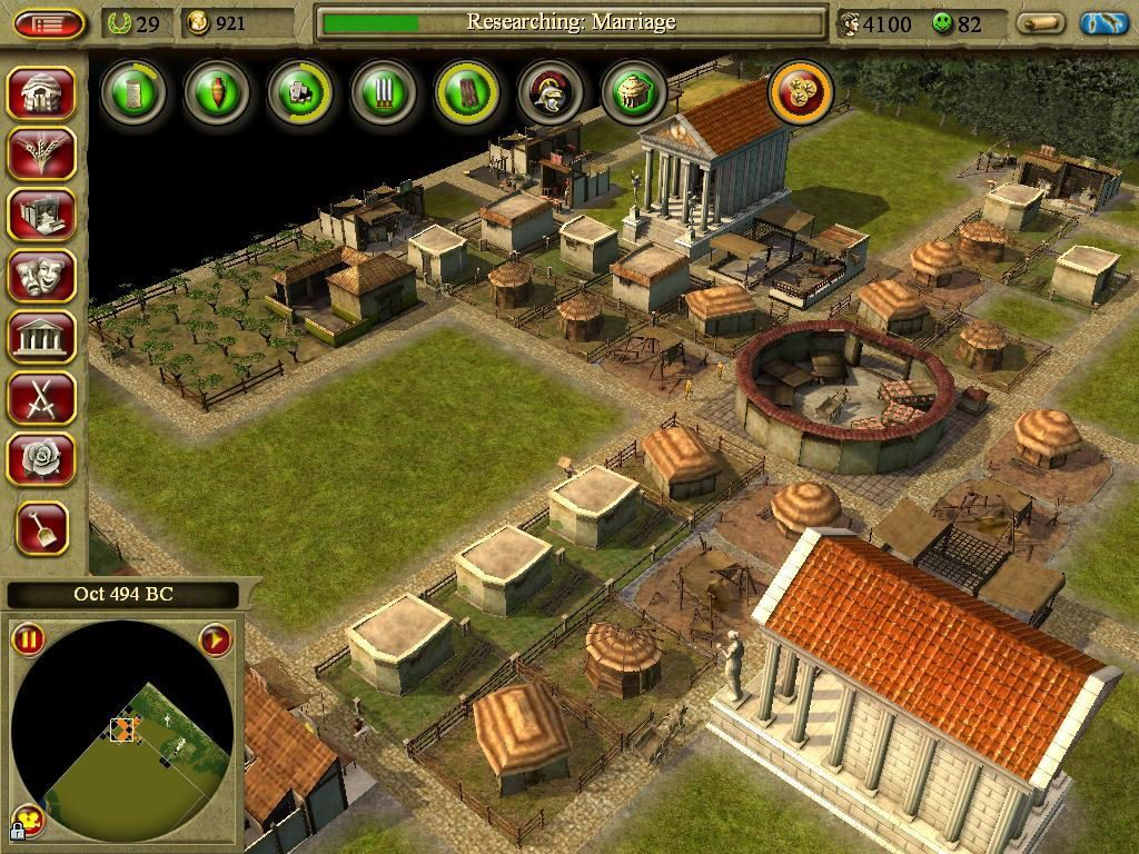 Tom S Subject Directory And City Building Fan Site City Buildings City Building Game City