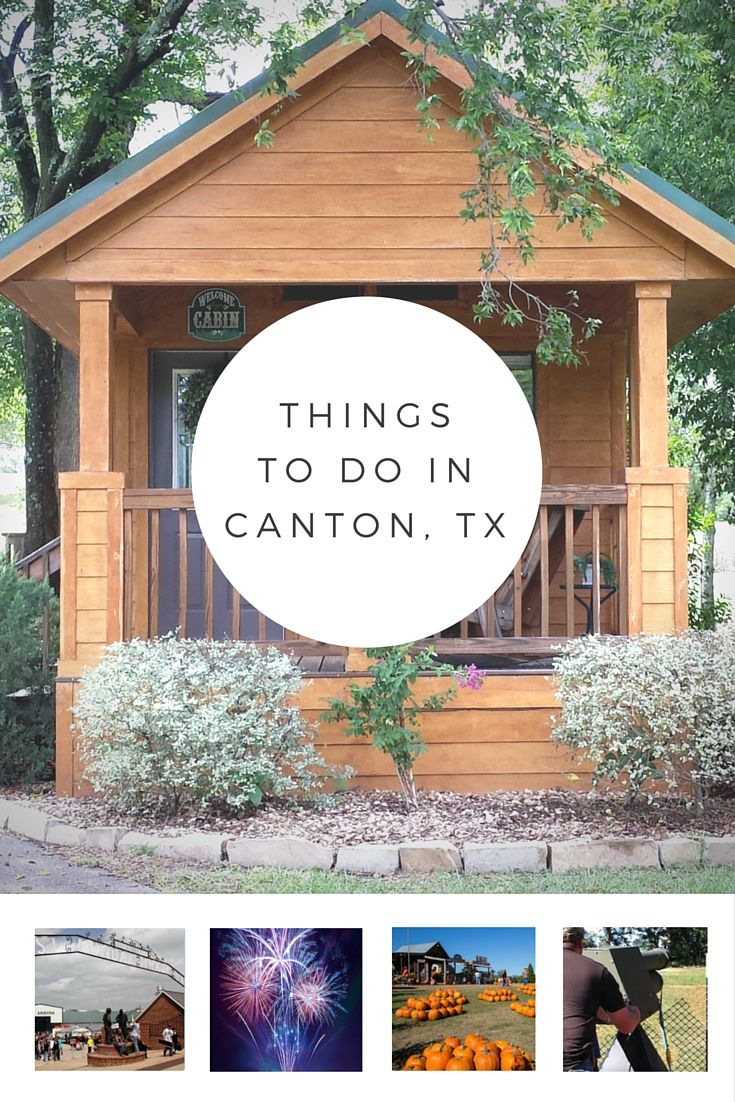 Things To Do In Canton, TX: Have Some Old Fashioned Fall Fun!